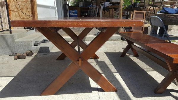 Pier One Dining Table Set Furniture In Visalia CA