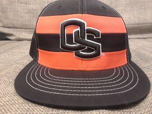 Oregon State snapback hat