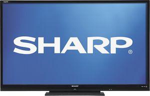 """LCD 65 """" sharp smart tv"""