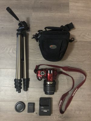 Nikon D3100 RED