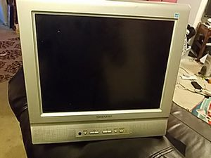 It is a sharp and computer monitor