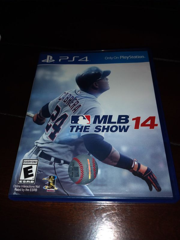 Mlb The Show 2k14 Video Games In Montesano Wa Offerup