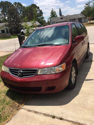 2004 Honda Odyssey $2700