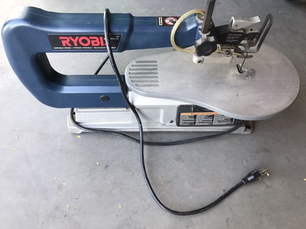 16 ryobi sc162vs scroll saw sports outdoors in maricopa az keyboard keysfo
