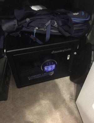 Sentry safe 0.8 cubic safe