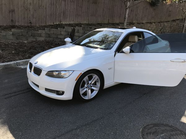 BMW I COUPE SPORT PAKG HID BLUETOOTH PADDLE SHIFTERS K - Bmw 335i coupe