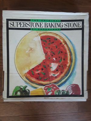 Superstone Baking Pizza Stone