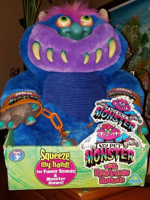 Classic my pet monster