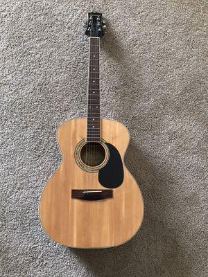 Mitchell MO100SPK Folk Acoustic Guitar