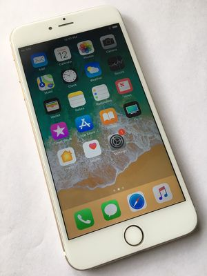 Factory Unlocked iPhone 6 16GB Silver w/ Access