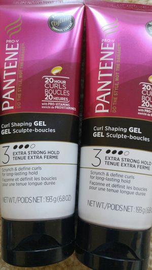 Pantene hair gel. Extra strong hold.