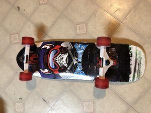 Wide Skateboard