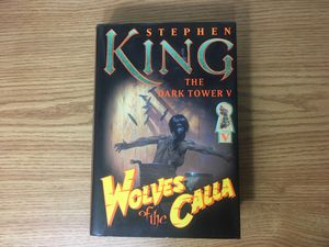 Stephen King The Dark Tower V Wolves of the Calla