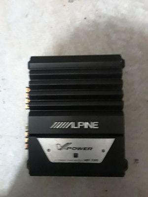 Alpine V-Power 100w Amp