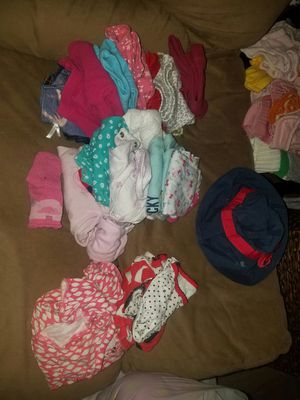 Baby clothes sizes nb to 12mnth