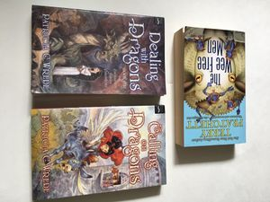 Three young adult books in great quality