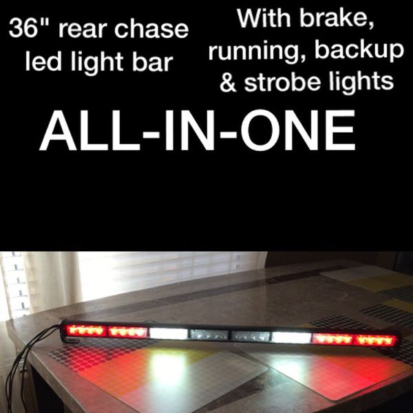 36 rear chase led light bars auto parts in las vegas nv aloadofball Image collections