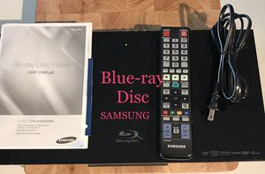 Samsung Blue-ray Disc player