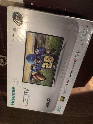BRAND NEW 40 INCH TV