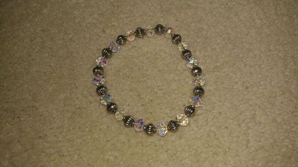 Fashion Jewerly Bracelet and Necklace Set