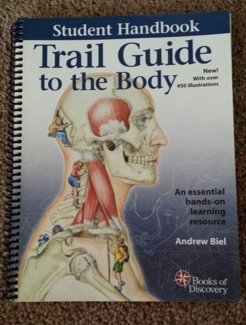 Massage Student Book : Trail Guide to the Body Workbook (Books ...