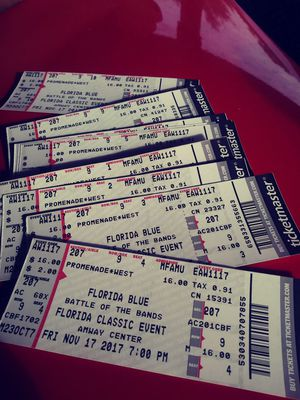 Florida Blue Battle of the Bands tickets