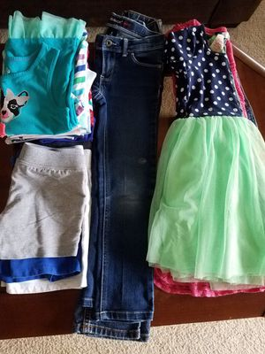 5/6 Girls clothes lot..