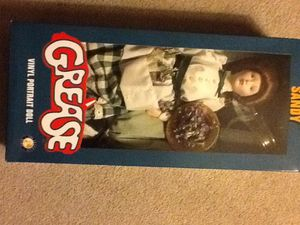New Franklin mint Sandy doll from the movie Grease