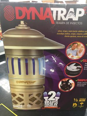 Dynatrap mosquito problem solved ///////-------