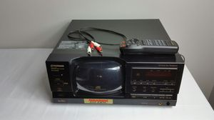 Pioneer 101-Disc Changer Player w/ Remote
