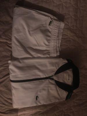 Lacoste Track Suit Men's Large