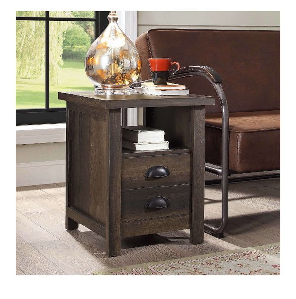 Better Homes And Gardens Granary Modern Farmhouse End Table Furniture In Arlington Heights Il
