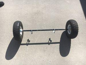 Pitbike/ Razor Training Wheels