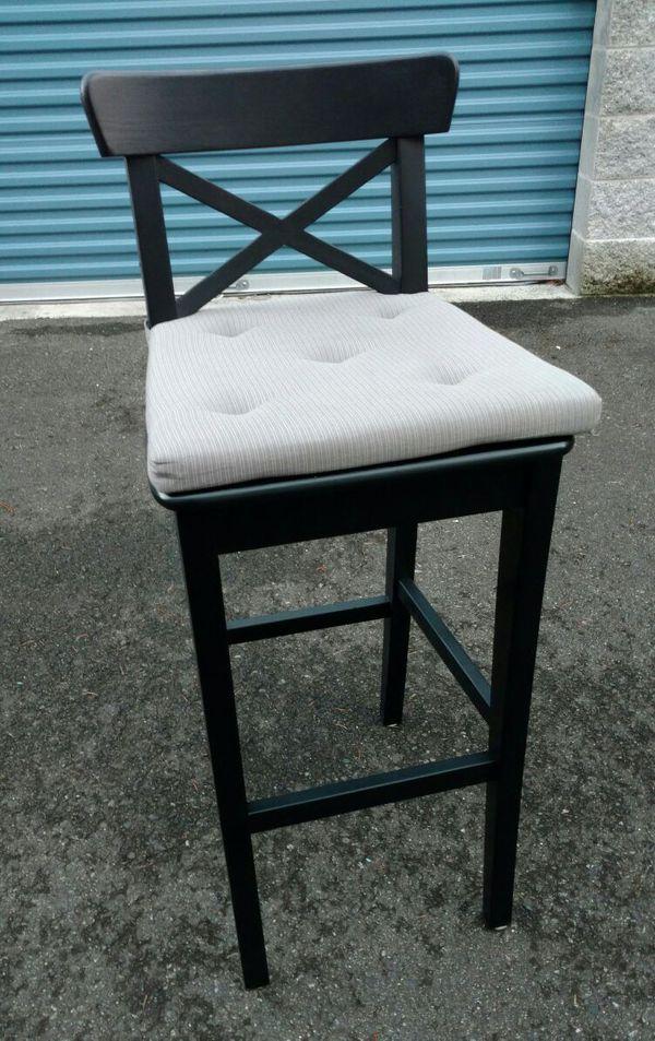 Ikea Stools With Cushions Furniture In Shoreline Wa
