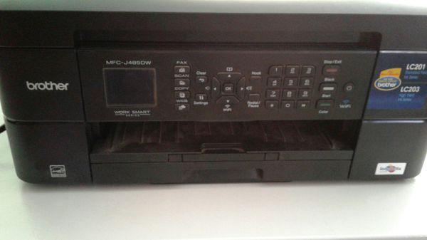 Brother allinone printer Computer Equipment in Rio Rancho NM