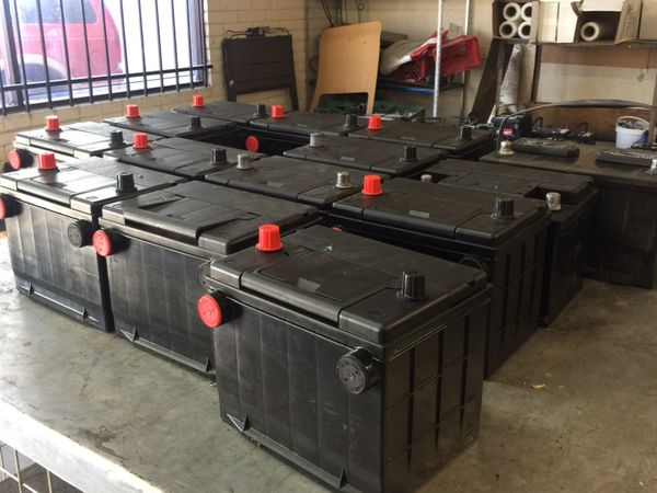Used Car Batteries >> New And Used Car Batteries From 28 Auto Parts In Mesa Az