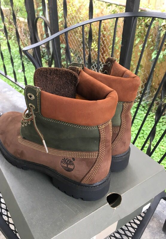 Timberland Boots - Size 9.5