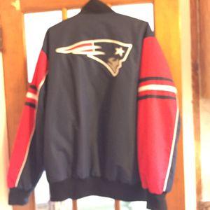 NFL New England Patriots Jacket size XL