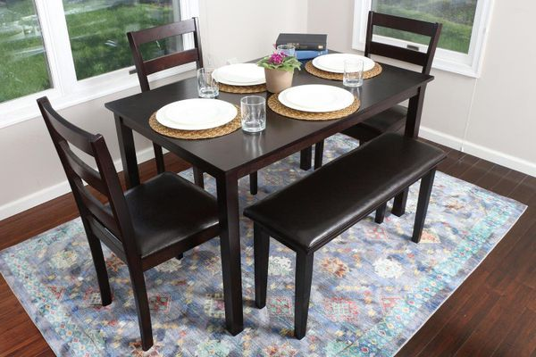 New Dining Room Tables Kitchen Dinette Table Chairs Bench Dinettes Furniture In Baltimore MD
