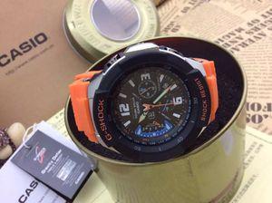Casio G Shock Watch orange and black New