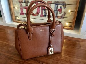 New Ralph Lauren satchel bag