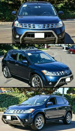 2005 Nissan Murano - SE 4dr SUV 1-Owner-Ice cold