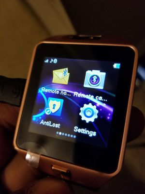 New in box Android watch