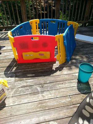 Plastic play pen music part don't work anymore