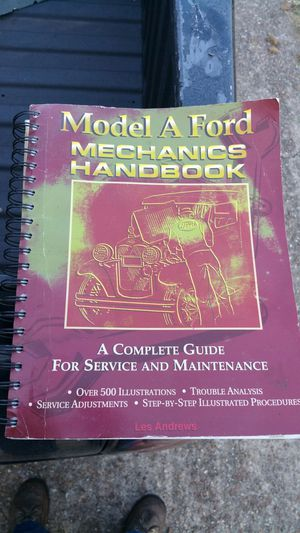 car mechanic handbook pdf