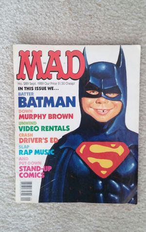 Older Mad Magazines