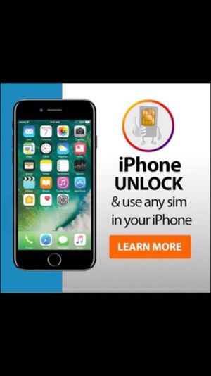 Unlock your iPhone to any phone company