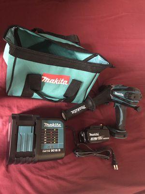Makita 18 V Cordless Drill Set