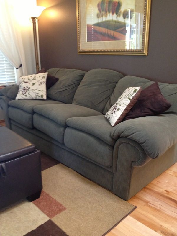 Couch And Oversized Chair To Match Furniture In Tacoma Wa Offerup