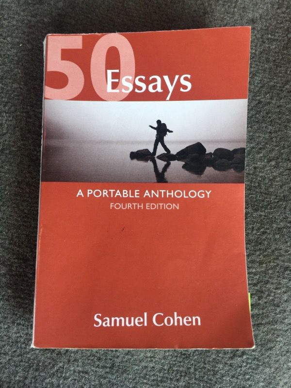50 essays book leoncapers 50 essays book fandeluxe Images
